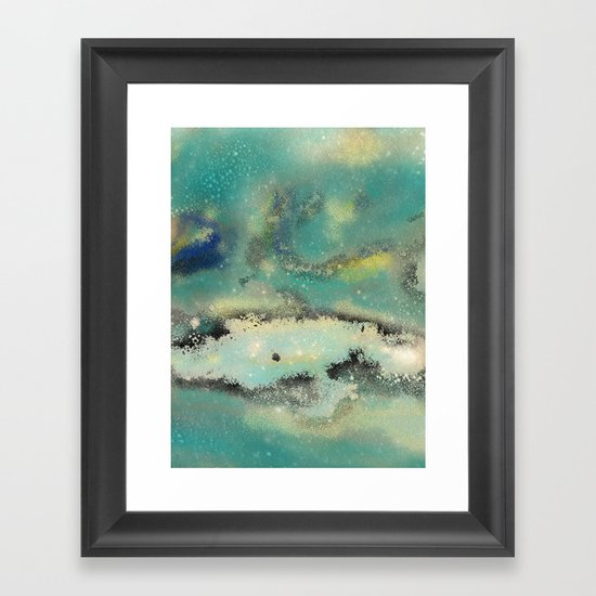 Postcards From Pluto 2 Framed Art Print