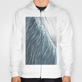 Horse mane photography, fine art print n°1, wild nature, still life, landscape, freedom Hoody