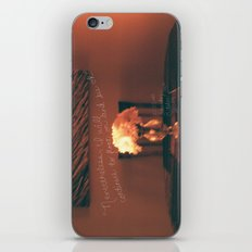 October 25 iPhone & iPod Skin