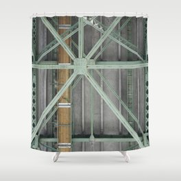 Underbridge Shower Curtain