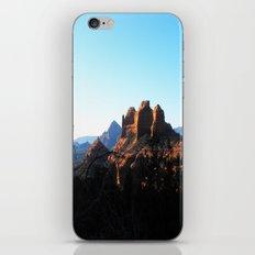 Red Rock of Sedona iPhone & iPod Skin