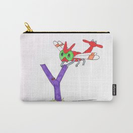 Y is for Yanma Carry-All Pouch
