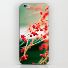 Red Yesterday iPhone & iPod Skin