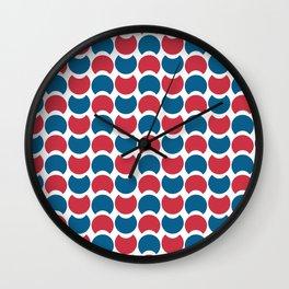 Hob Nob America Wall Clock