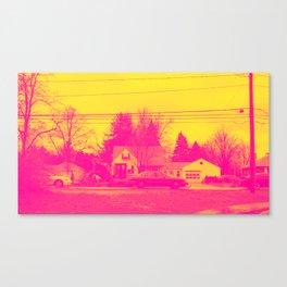 521 Canvas Print