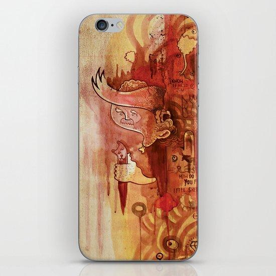 I Feel Sheep iPhone & iPod Skin