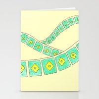 brasil Stationery Cards featuring Brasil by Luana Rios