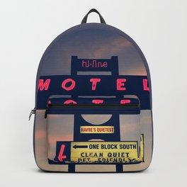 Hi Line Motel Backpack