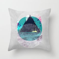 Minimalism 10 Throw Pillow
