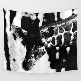 giraffe 151/7 Wall Tapestry