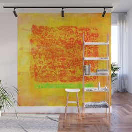 hot summer Wall Mural