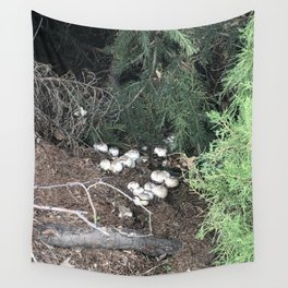 Puffball Wall Tapestry