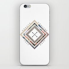 Artist's Mantra iPhone & iPod Skin