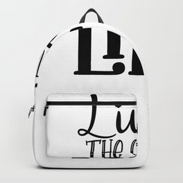 Water Bottle Designs Living the Chug Life Backpack