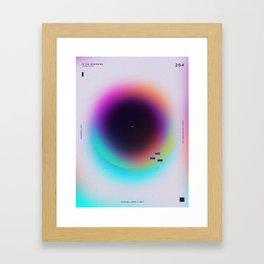 In the Beginning Framed Art Print