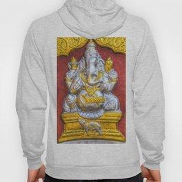 Indian Temple Elephant Hoody