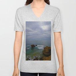 Ocean Swell 1 Unisex V-Neck