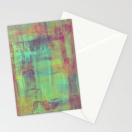 Humility - Mixed Colour Abstract Stationery Cards