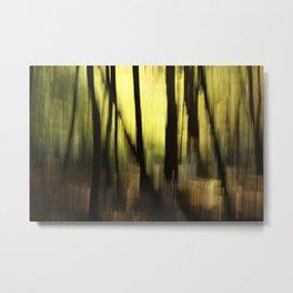 autumn abstract #o1 Metal Print