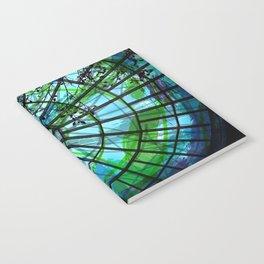 Underwater Aquarium Notebook