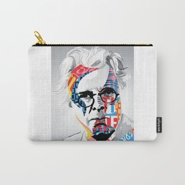 W.B. Yeats Carry-All Pouch