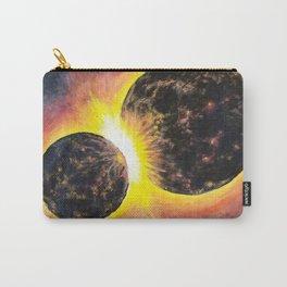 Neutron stars colliding Carry-All Pouch