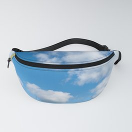 country clouds Fanny Pack