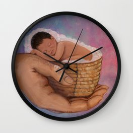 Every Good And Perfect Gift Wall Clock
