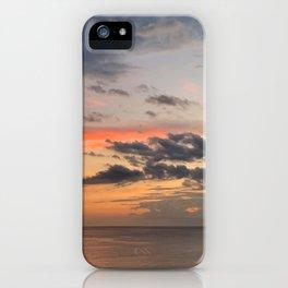 Indonesian Sky iPhone Case