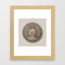 Super Motherload - Solarus Corp. Framed Art Print