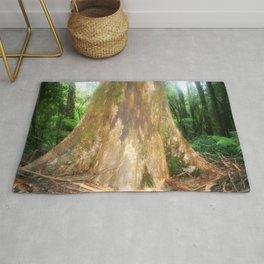 "Mountain Ash Tree (Aka ""The Big Boy"") Rug"