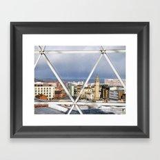 Belfast - Northern Ireland Framed Art Print