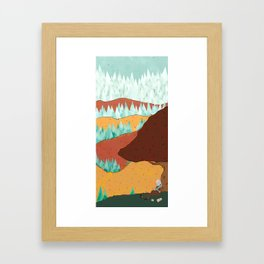 Feodor Framed Art Print