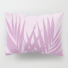 Palm Leaves #2 #Plum #decor #art #society6 Pillow Sham
