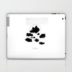 418 Laptop & iPad Skin