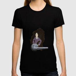 The Door knob Lady T-shirt
