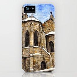 Saint George's Basilica iPhone Case