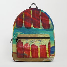 Birthday Cake on Steroids Backpack