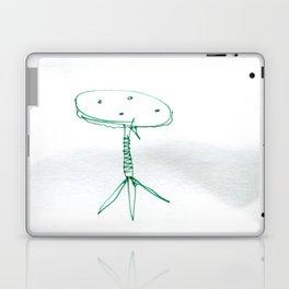 Green Chair Laptop & iPad Skin