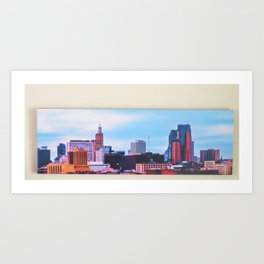 Saint Paul Day canvas Art Print