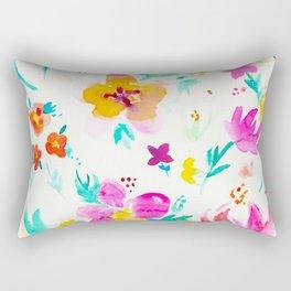 A Little Tropical Rectangular Pillow