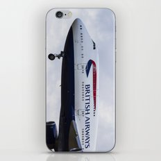 British Airways Boeing 747 iPhone & iPod Skin