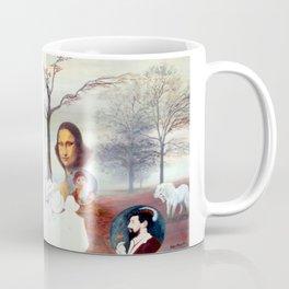 Mona Lisa and Friends Coffee Mug