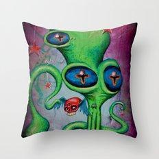 Eye Dough Wanna  Throw Pillow