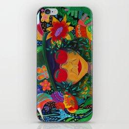 Mint Oreo iPhone Skin