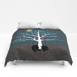 I'll Wait Here Comforters