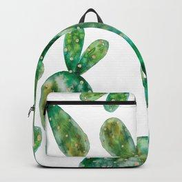 Gold Cactus   Original White Palette Backpack