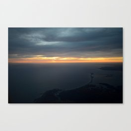 Cape Cod Aerial Canvas Print