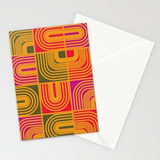 strange museum Stationery Cards