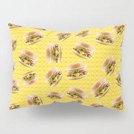 Burgers Pillow Sham